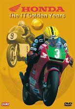 HONDA THE TT GOLDEN YEARS DVD. HAILWOOD, REDMAN, DUNLOP etc. 77 Min. DUKE 1239NV