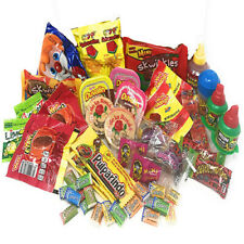 40-ct + Best Sellers Mexican Candy Assortment Box Set  Popular Mexican candy's)