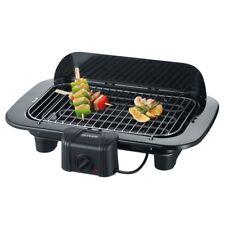 SEVERIN 2 in 1 Barbecue-Grill Stand & Tischgrill Elektrogrill BBQ E-Grill 2300W
