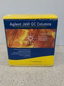 NEW IN BOX AGILENT High Res GC Column 19091S-433 30 m, 0.25 mm, 0.25 µm  HP-5MS