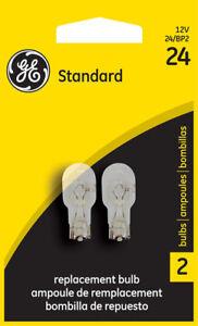 Side Marker Light Bulb-Wagon GE Lighting 24/BP2