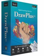 DrawPlus X5 CD/DVD EAN 4023126111500  Designstudio für Farbpaletten
