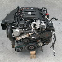 BMW 5 er E60 E61 LCI M47N2 520d 163PS kompletter Motor 204D4 160 000 km GARANTIE