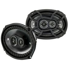 "(2QTY) KICKER 43CSC6934 6x9"" 3-WAY 450W PEAK CAR SPEAKERS *S72"