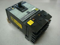 USED Square D FCB34020 20 Amp I-Line Industrial Bolt Down Circuit Breaker 480VAC