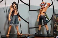 One Piece ACE und Ruffy 2 tlg. SET Anime Manga Figuren