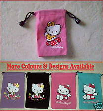 HELLO KITTY MOBILE PHONE  MP3 MP4  POUCH Cover Bag NEW