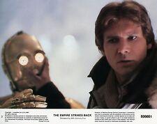STAR WARS THE EMPIRE STRIKES BACKS 1980 PHOTO VINTAGE PHOTO LOBBY CARD N°2