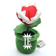 SUPER MARIO BROS. PIANTA PIRANHA PELUCHE plush Plant Packun Flower nintendo doll