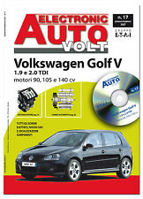 Diagnosi auto - Manuale tecnico - schemi elettrici - Volkswagen Golf V