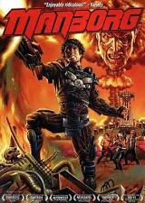 Manborg (DVD, 2013) *Disc Only-NO CASE *Free Ship! (21)