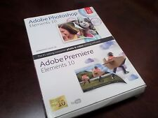 Adobe Photoshop Elements & Premiere Elements 10, plus photosshop Elemente Handbuch