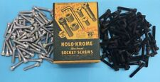 "SCOKET CAP SCREWS 10-32 NFS X 1"" & 1 1/4"" LENGTH"