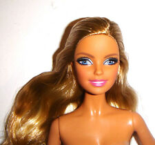 Nude Barbie Doll ModelMuse Body Long Blonde Moschino Barbie For Ooak mc4
