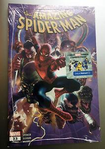 Marvel Amazing Spider-Man #33 Comic Variant Cover Alex Ross Walmart Exclusive