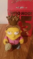 Simpsons 25th Anniversary Barney Plow King 3/40 Kidrobot new