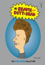 Beavis & Butt-Head: The Mike Judge Collection Volume 1 (DVD,2005)