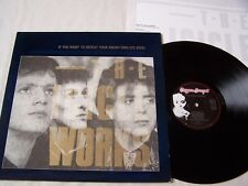 ICICLE WORKS - IF YOU WANT TO DEFEAT YOUR ENEMY + INNER ~ 10 TRACK ALBUM  ~ EX