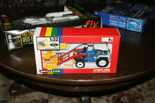 Britains Ford 5610 Tractor with Front Loader System #9617 NIB
