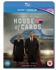 Michael Kelly, Corey Stoll-House of Cards: Season 3  Blu-ray NUOVO