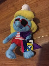Smurfette Dressed In Swimwear New With Tags
