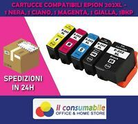 KIT  DA 5 INK JET 202XL BK C M Y PK COMP. EPSON Expression Premium XP-6100