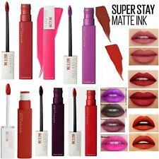 MAYBELLINE Superstay Matte Ink Liquid Lipstick 5ml - CHOOSE SHADE - NEW PACK