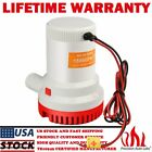 1500GPH 12V Electric Marine Submersible Bilge Sump Water Pump for Boat Yacht RV photo