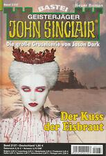 JOHN SINCLAIR Nr. 2137 - Der Kuss der Eisbraut - Marc Freund - NEU
