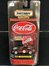 CHEVY CORVETTE COCA COLA MATCHBOX COKE 1/64 SCALE POLAR BEAR FANTASY EDT