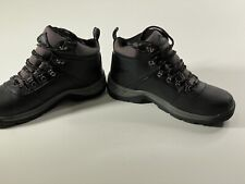 NEW High Sierra Men's Black Outdoor Hiking Boots Canyon Sport 10.5