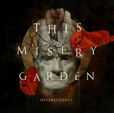THIS MISERY GARDEN - Hyperstitious 2017 SEALED DIVERSE PROGROCK