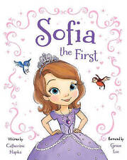 Disney Sofia the First Picture Book,Disney,New Book mon0000064734