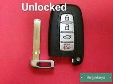 UNLOCKED OEM HYUNDAI keyless entry smart key SY5HMFNA04