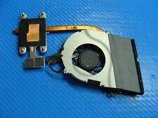 "Toshiba Satellite L650 15.6"" Genuine Laptop CPU Cooling Fan w/ Heatsink"