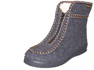 Slippers Warm House Boots Slippers Comfortable Chalet Boots Felt Wool
