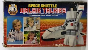 GO BOTS SPACE SHUTTLE WALKIE TALKIES PLAY TIME