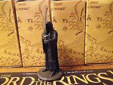 Eaglemoss Señor De Los Anillos Figura #105 Ringwraith en Caja Con Revista
