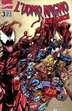 Comic Spiderman Marvel Comics Deluxe number 3