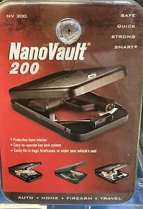 GunVault Nanovault 200 Nano Pistol Safe NV200