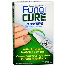 FungiCure Intensive Anti-Fungal Treatment Easy Pump Spray 2 fl oz