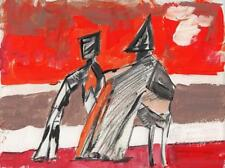 SURREALISM FIGURES Oil Painting ABSTRACT SCULPTURE DESIGN
