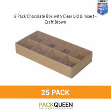 Brown Cake Boxes and Bags