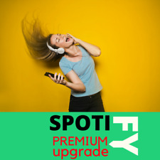 SALE🔥 Spotify Premium - LIFETIME Upgrade | For YOUR Existing Spotify | Warranty