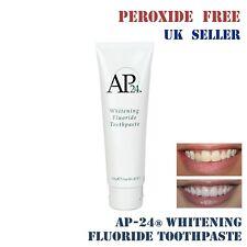 100% Genuine NU SKIN® AP 24 Whitening FLUORIDE Toothpaste (No Peroxide) UK Stock