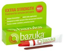 Bazuka Extra Strength Treatment Gel Wart Verruca Suitable Adult Elderly Children
