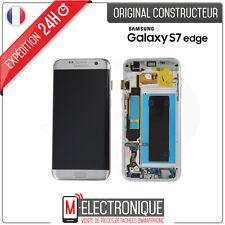 pantalla LCD Plateada Original Samsung Galaxy S7 Edge G935