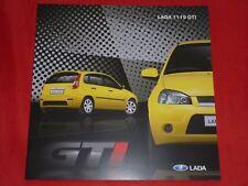 LADA 1119 GTI Prospekt von 2007