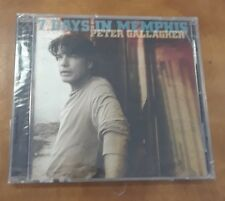 Peter Gallagher - 7 Days In Memphis CD | BRAND NEW | Epic Records