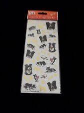 Border Collie Dog Craft Stickers